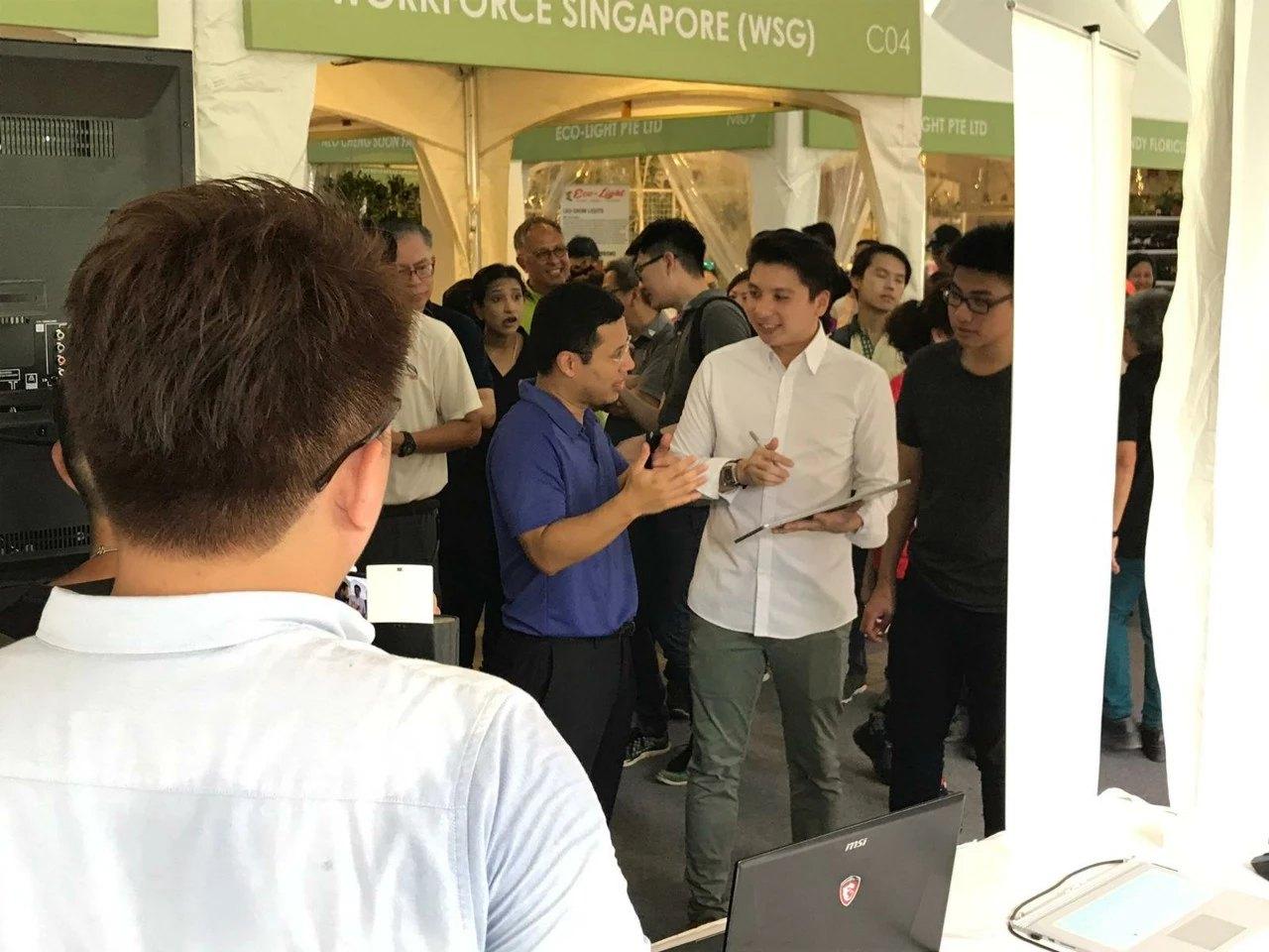 Exhibition x2