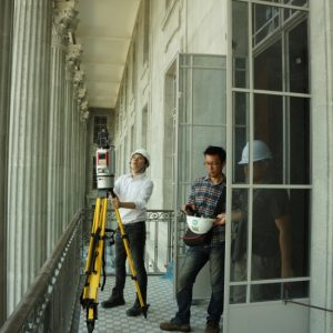 Point-Cloud Scanning